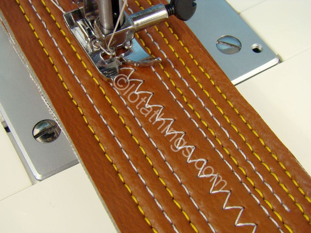 can you sew vinyl with a regular sewing machine