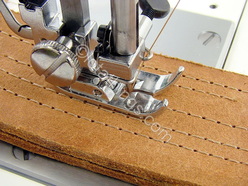 best sewing machine for canvas and leather