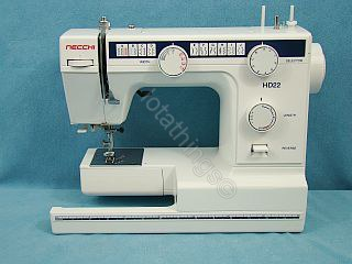 Heavy Duty Necchi Sewing Machine Sew Marine Vinyl Boat