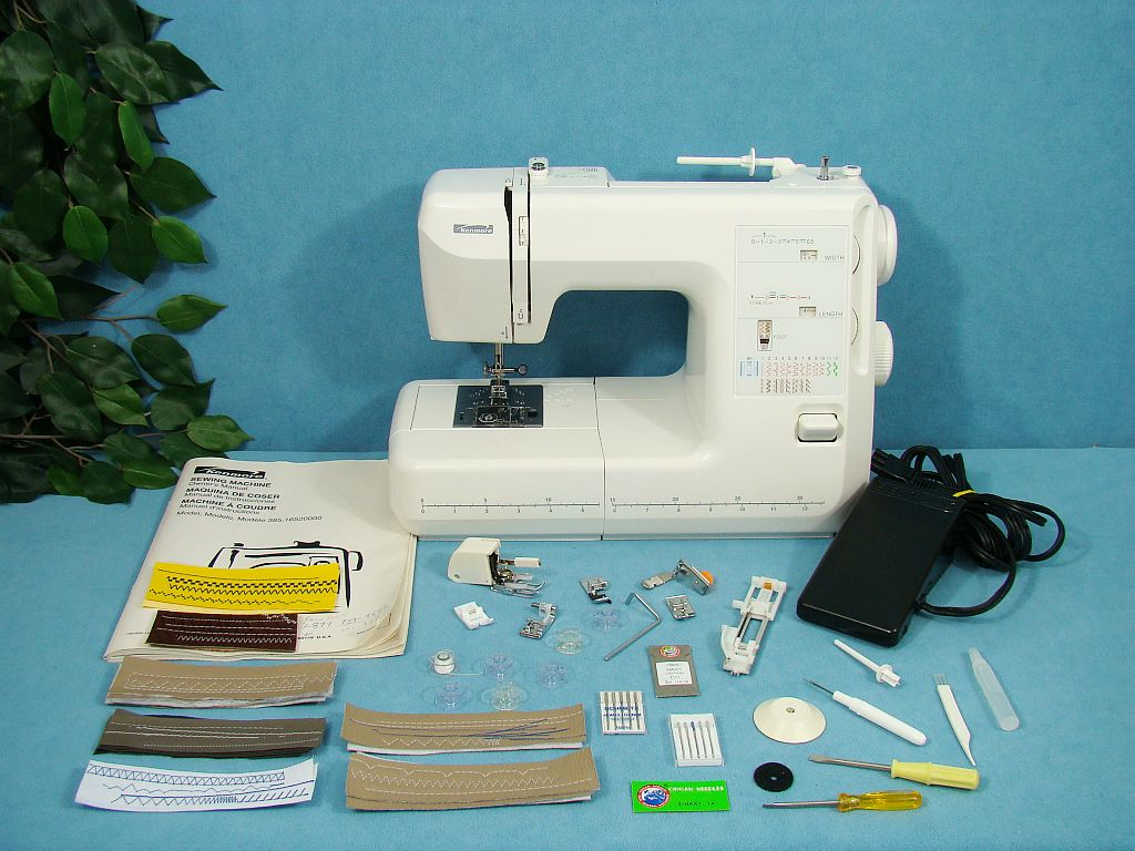 kenmore embroidery machine