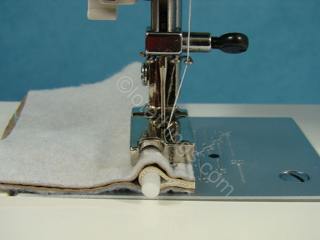 cording foot for sewing machine